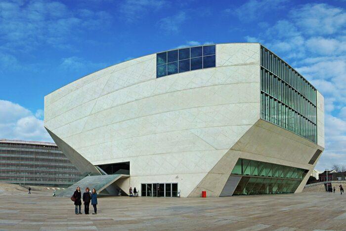 Casa da Musica by Filipe Fortes via Wikipedia CC