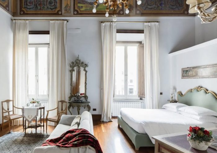 Deluxe apartment for rent in Rome