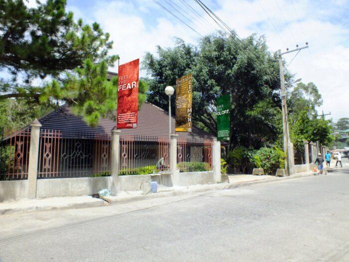 Emilio Aguinaldo Museum in Baguio City