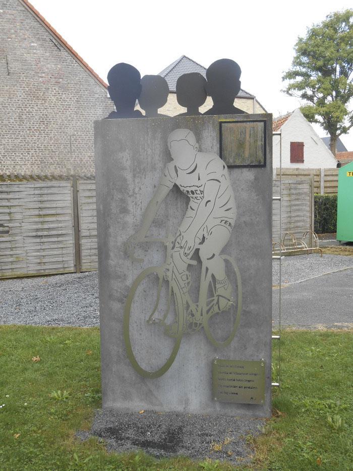 Gaverbeek Bicycle Trail photo via FietsRouterijders.be