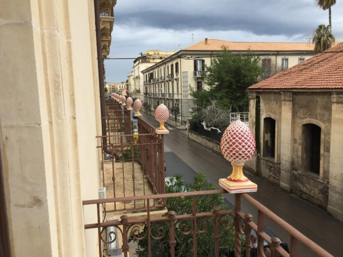 Grande Albergo Alfeo Syracuse Italy