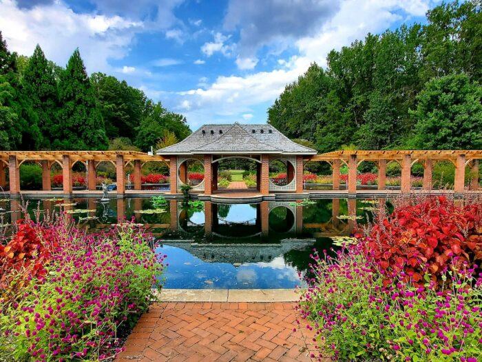 Huntsville Botanical Garden by Kmacgilvray via Wikipedia CC
