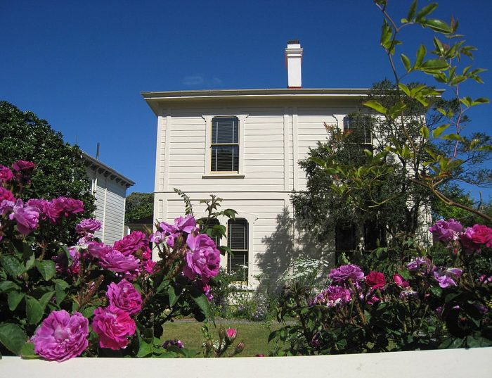 Katherine Mansfield House and Garden by Lanma726 via Wikipedia CC