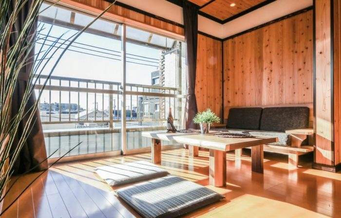 One of the Coolest Airbnbs in Tokyo