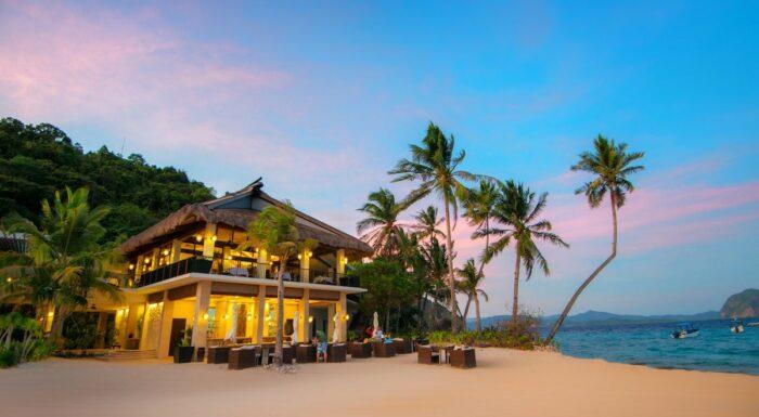 Pangulasian Island Resort's Amianan Restaurant