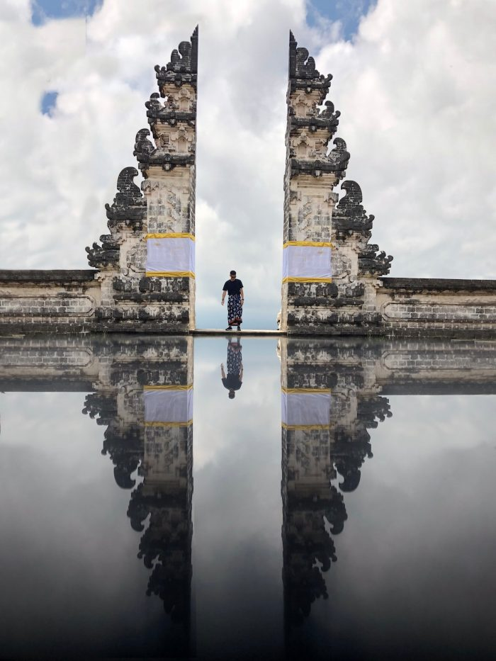 Pura Lempuyang Luhur Temple by Darren Lim via Unsplash