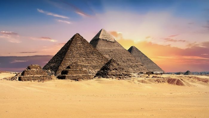 Pyramids of Giza - Amazing Things to do in Cairo