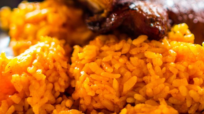 Red Rice Guam by Roderick Eime via Flickr CC