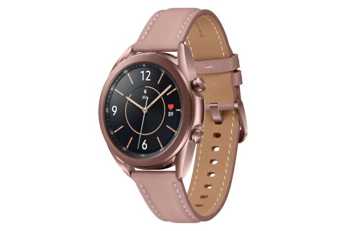 Samsung Galaxy Watch3 Mystic Bronze