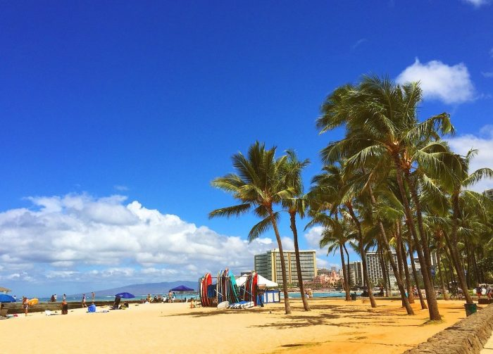 Sandy Beach Honolulu
