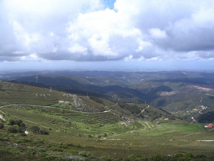 Serra de Monchique by Patrice78500 via Wikipedia CC