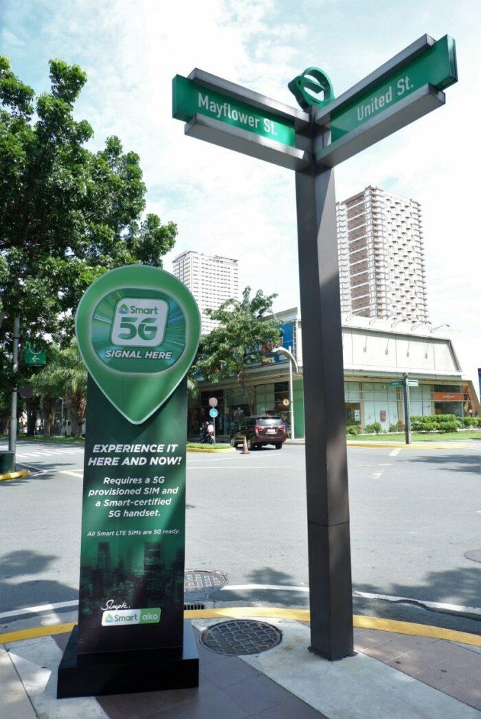 Smart 5G in Mandaluyong City
