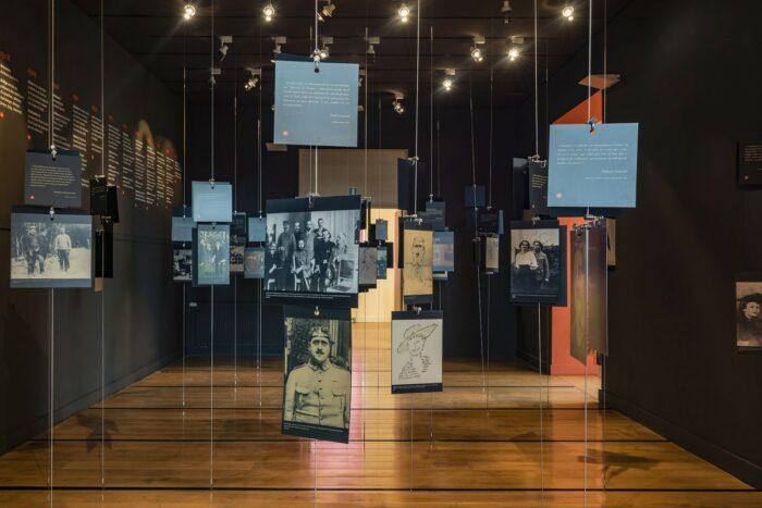 The Guillaume Apollinaire Museum photo via leigetourisme.be