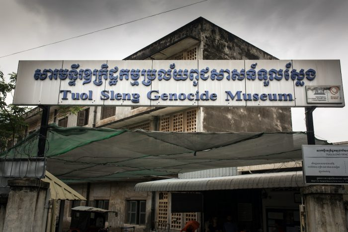 Tuol Sleng Genocide Museum in Phnom Penh photo via Depositphotos