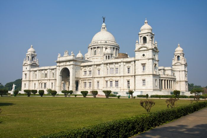 Victoria Memorial - Kolkata ( Calcutta ) via Depositphotos