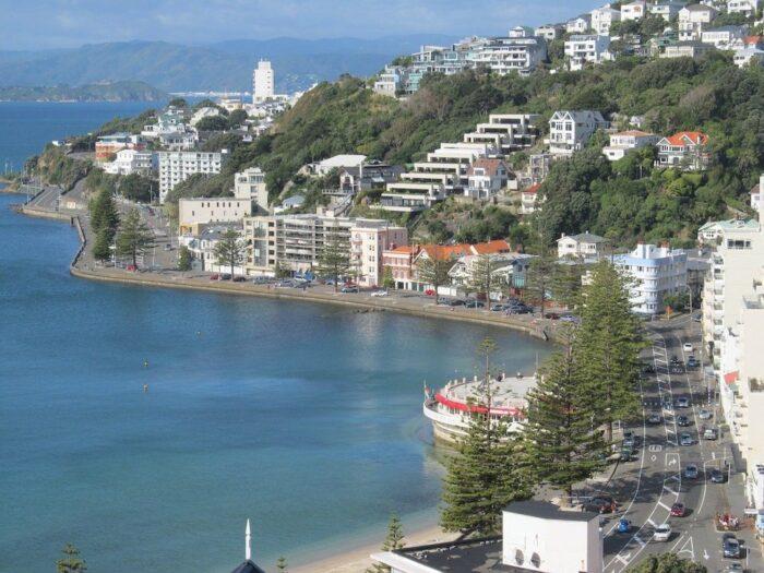 Wellington NZ Waterfront