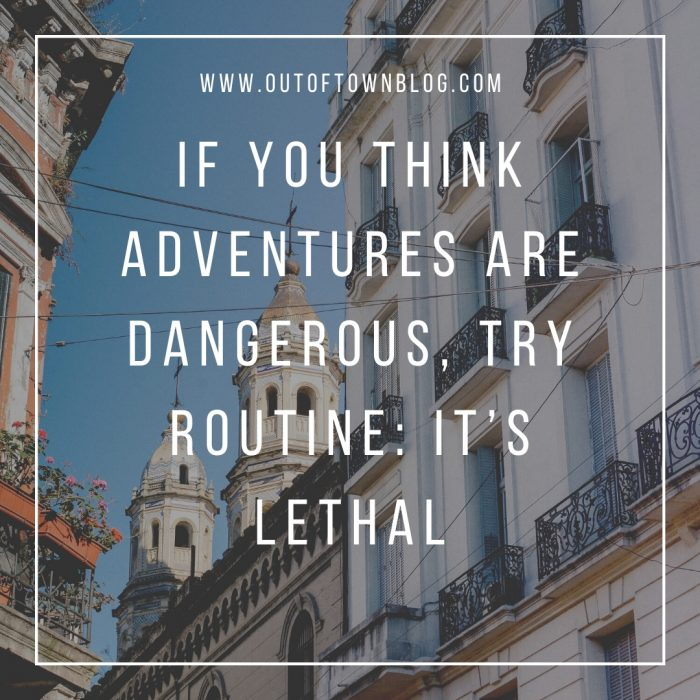 if you think adventures