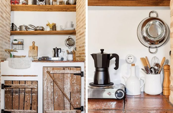 Airbnb rental in Granada near the Alhambra