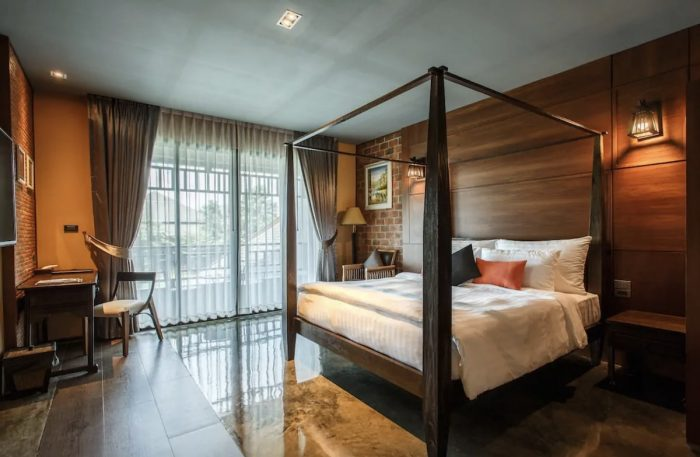 Airbnb Suite Room in Buriram Thailand