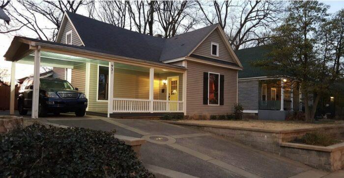 Airbnb in Midtown Memphis