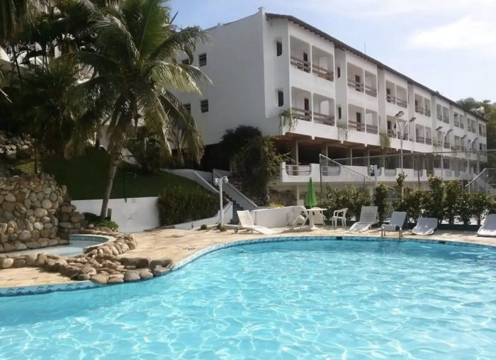 Apartment rental in Ubatuba