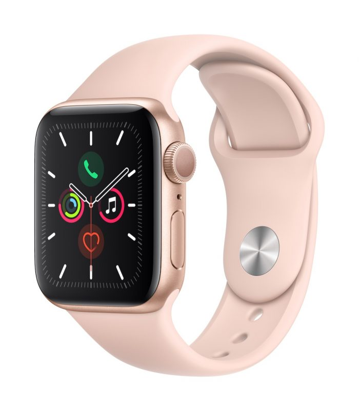 Apple Watch Series 5 Gold Aluminum