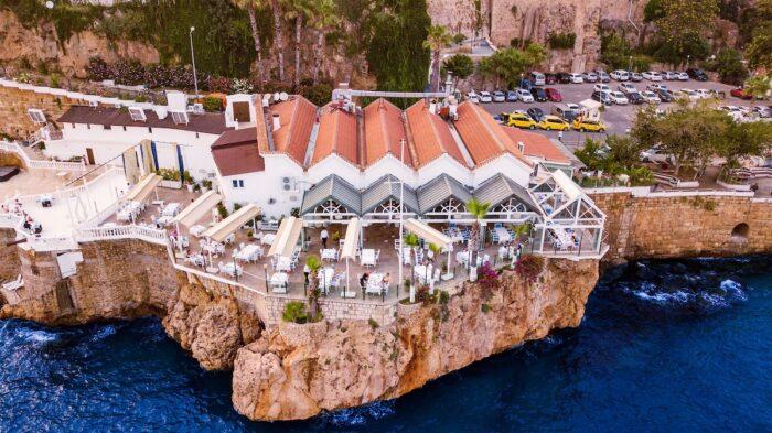 Arma Restaurant in Antalya Turkey photo via Facebook Page