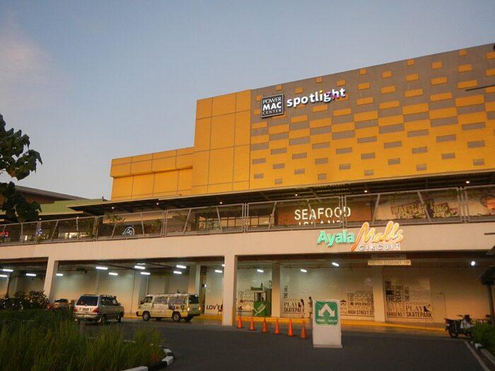 Ayala Malls Circuit by Judgefloro via Wikipedia CC
