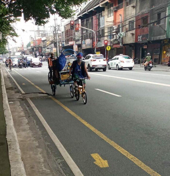 Bicycle motorhome Youtuber JBelo