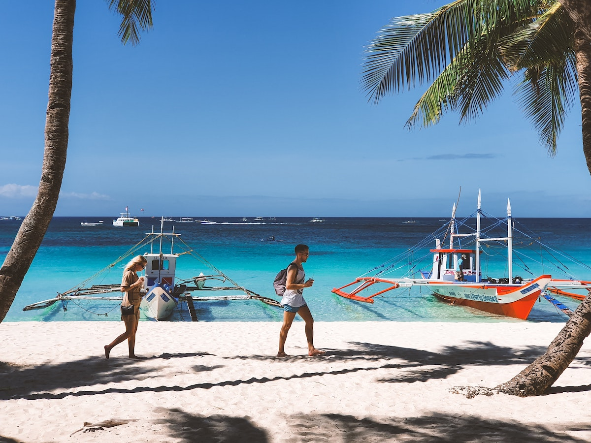 """BORACAY reopens, heralds """"safe, gradual"""" revival of Philippine tourism"""