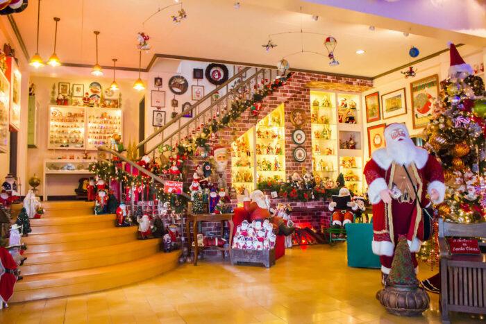 Casa Santa Museum in Antipolo City