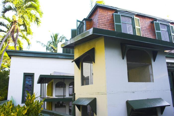 Ernest Hemingway Home and Museum photo via Depositphotos