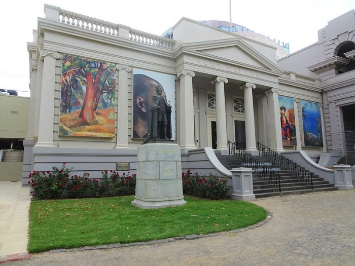 Geelong Art Gallery by Denisbin via Flickr CC