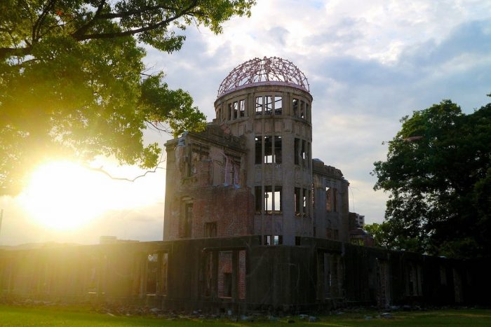 Genbaku Dome in Hiroshima