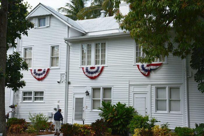 Harry Truman's Little White House by Judson McCranie via Wikipedia CC