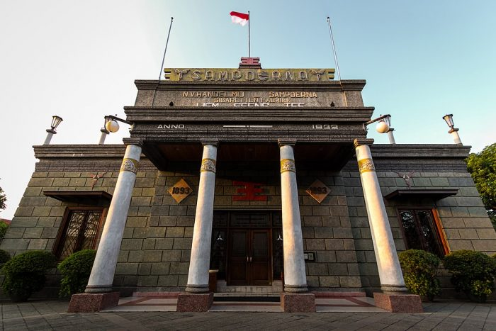 House of Sampoerna by consigliere ivan via Wikipedia CC