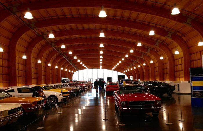 LeMay America's Car Museum by ZhengZhou via Wikipedia CC