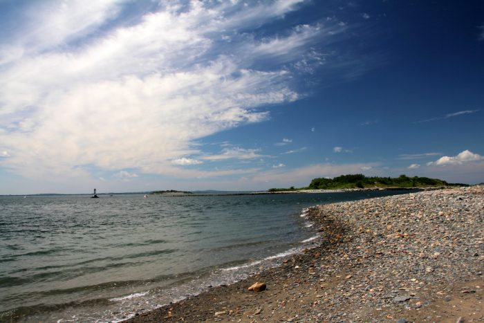 Lovells Island por @bostonphotosphere a través de Flickr CC