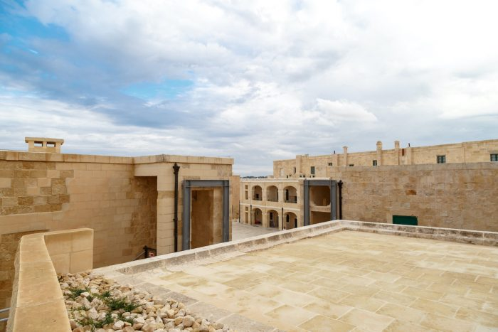Malta National War Museum photo via Depositphotos