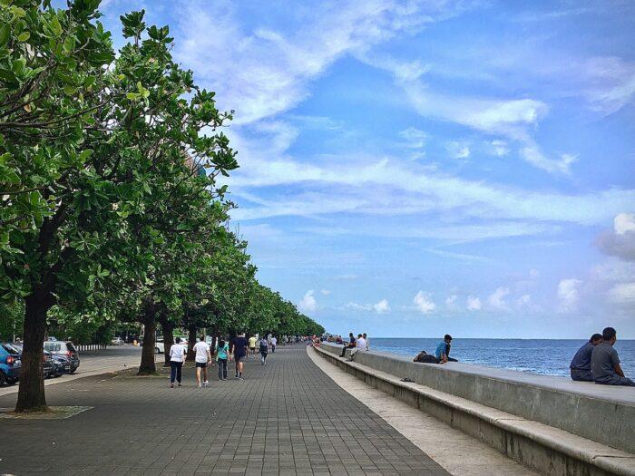 Marine Drive Baywalk