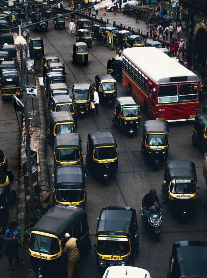 Mumbai Auto Rickshaws