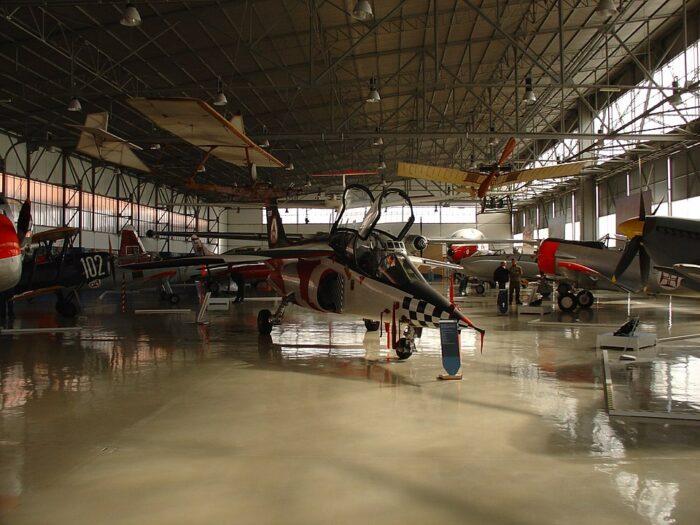 Ricardo Reis Air Museum via Depositphotos