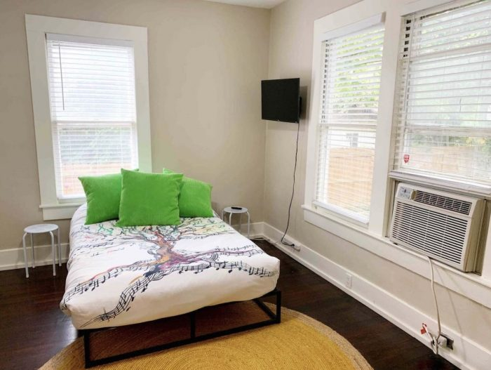 Music Studio Airbnb Vacation Rental in Memphis