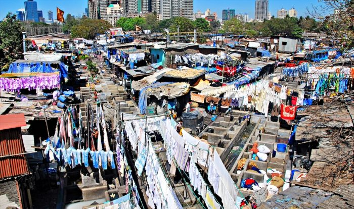 Outdoor Laundromat of Dhobi Ghat