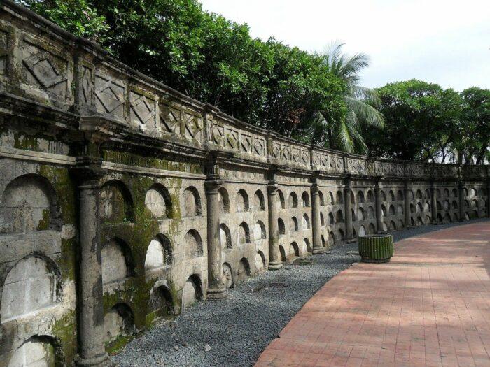 Paco Park Cemetery Manila
