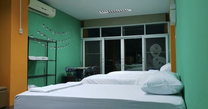 Private room rental in Buriram
