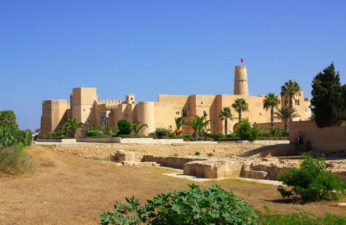 Ribat in Monastir in Tunisia Photos via Depositphotos