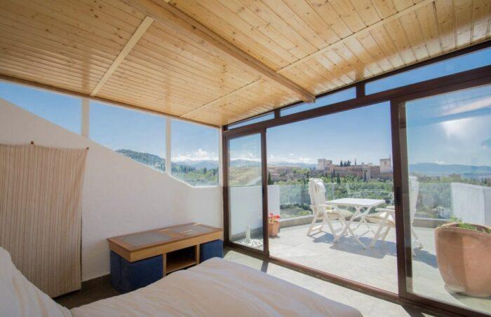 Romantic Airbnb in Granada Spain perfect for Honeymooners