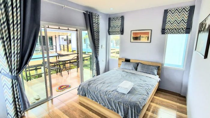 Room Rental in Buriram Thailand