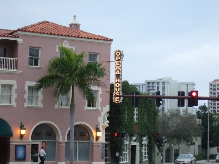 Sarasota Opera House by Adam Knight via Flickr CC
